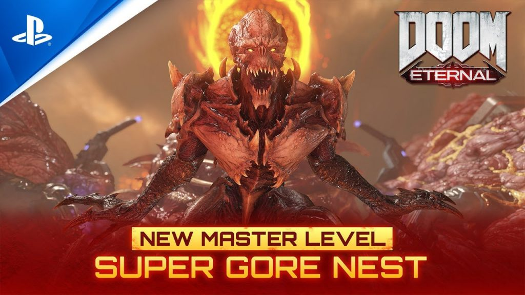 Take on an all-new Master Level in Doom Eternal's latest update