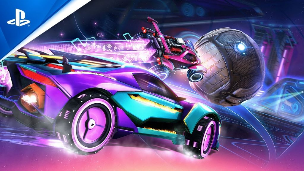 Rocket League Season 2 arrives December 9