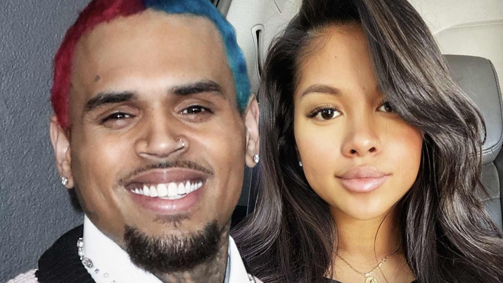 Ammika Harris Publicly Flaunts Her Pride For Chris Brown's Latest Work – See Her Message For Him