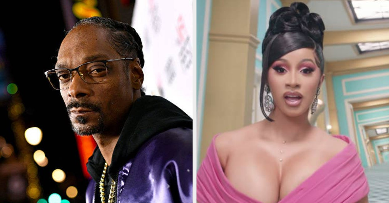 "Snoop Dogg Made A Bunch Of Sexist Comments About ""WAP,"" And Offset Responded"