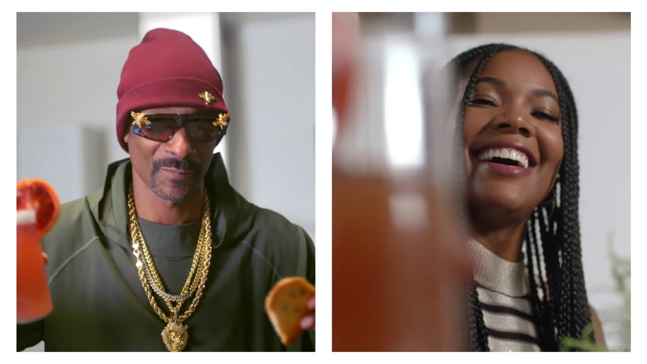 Gabrielle Union Praises Snoop Dogg's Baking Skills – See Their Video Together