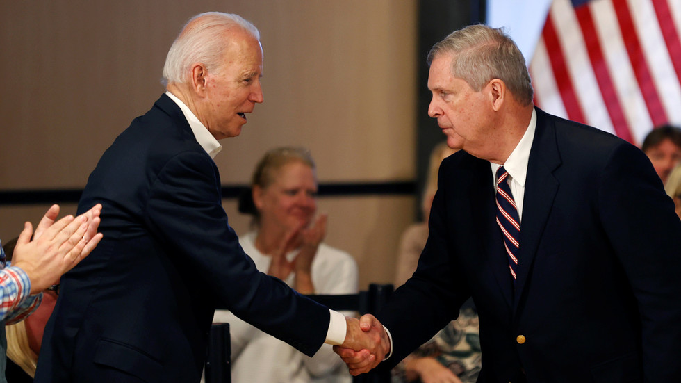 Mr Monsanto? Biden's reported pick for Department of Agriculture angers progressives