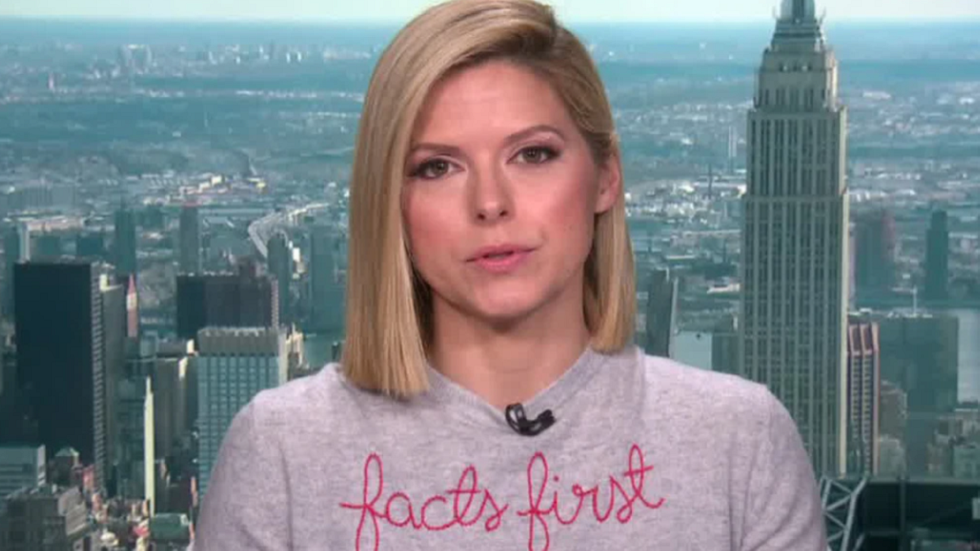 Limousine liberalism: CNN hawks designer-made 'Facts First' sweatshirts for JUST $380
