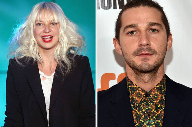 Sia Has Spoken Out About Her Relationship With Shia LaBeouf After FKA Twigs' Abuse Allegations