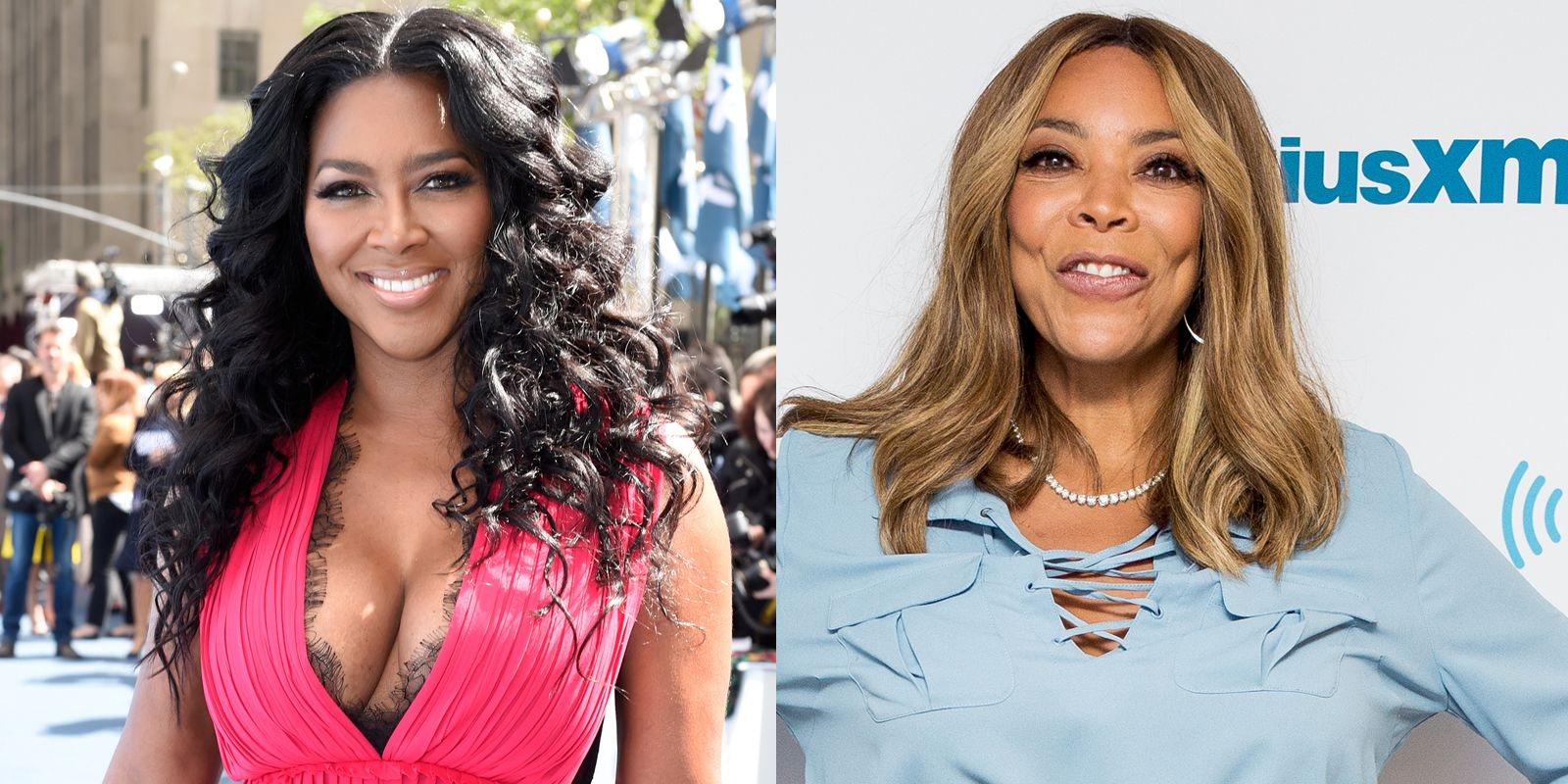 Kenya Moore Will Be Featured On Wendy Williams' Show – Check Out A Sneak Peek