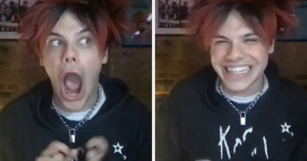 """YUNGBLUD Responded To Thirst Tweets And It's """"Fookin"""" Hilarious"""