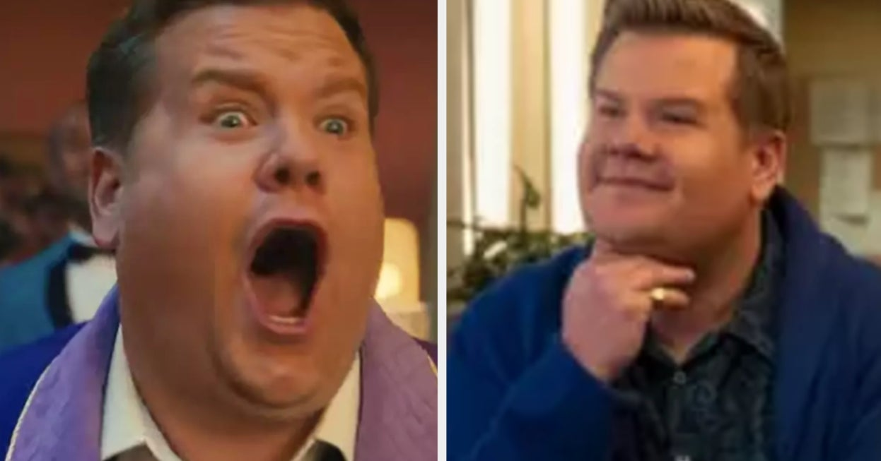 "People Are Criticizing James Corden's Stereotypical, Offensive Portrayal Of A Gay Man In ""The Prom"""