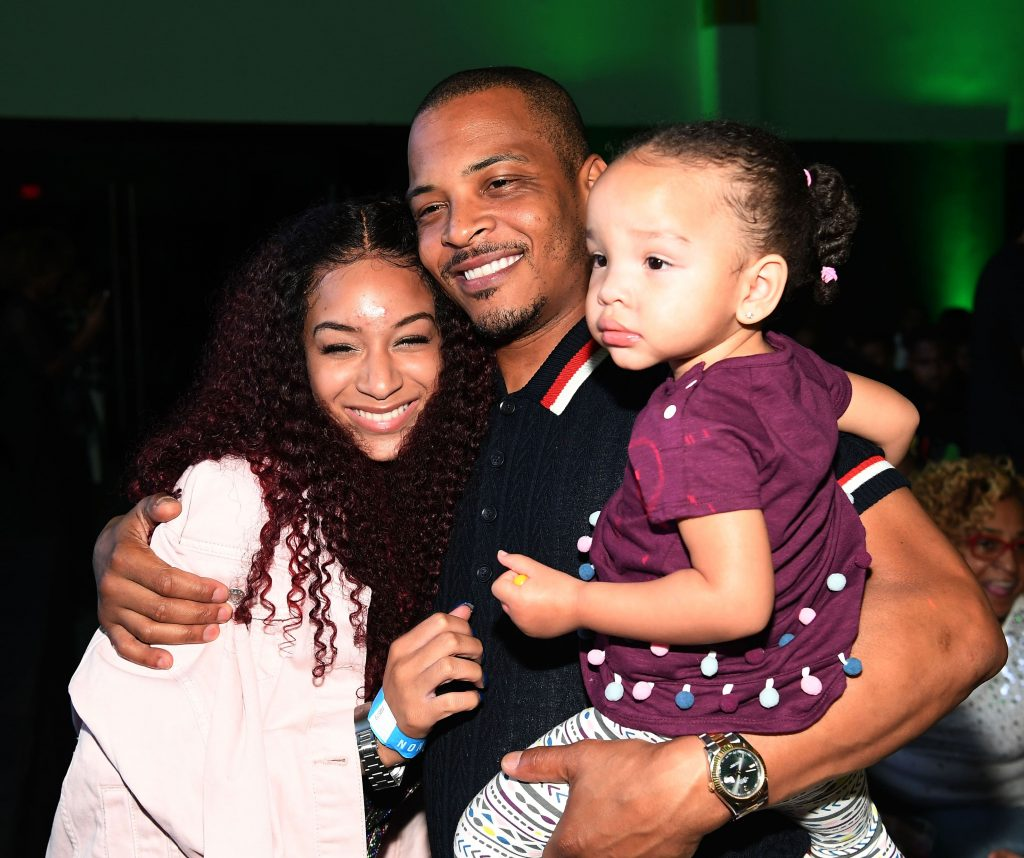T.I.'s Video Featuring His Baby Girl, Heiress Harris Has Fans Calling Her 'Brilliant'