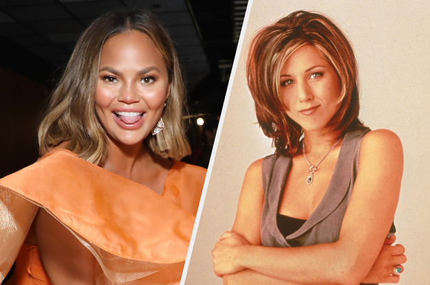 Chrissy Teigen's New Haircut Is Straight From Our Middle School Fantasies
