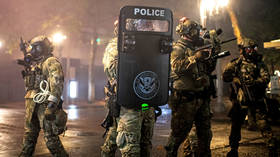Portland mayor was happy to weaponize federal charges against Proud Boys but now is STUCK with police deputized by feds