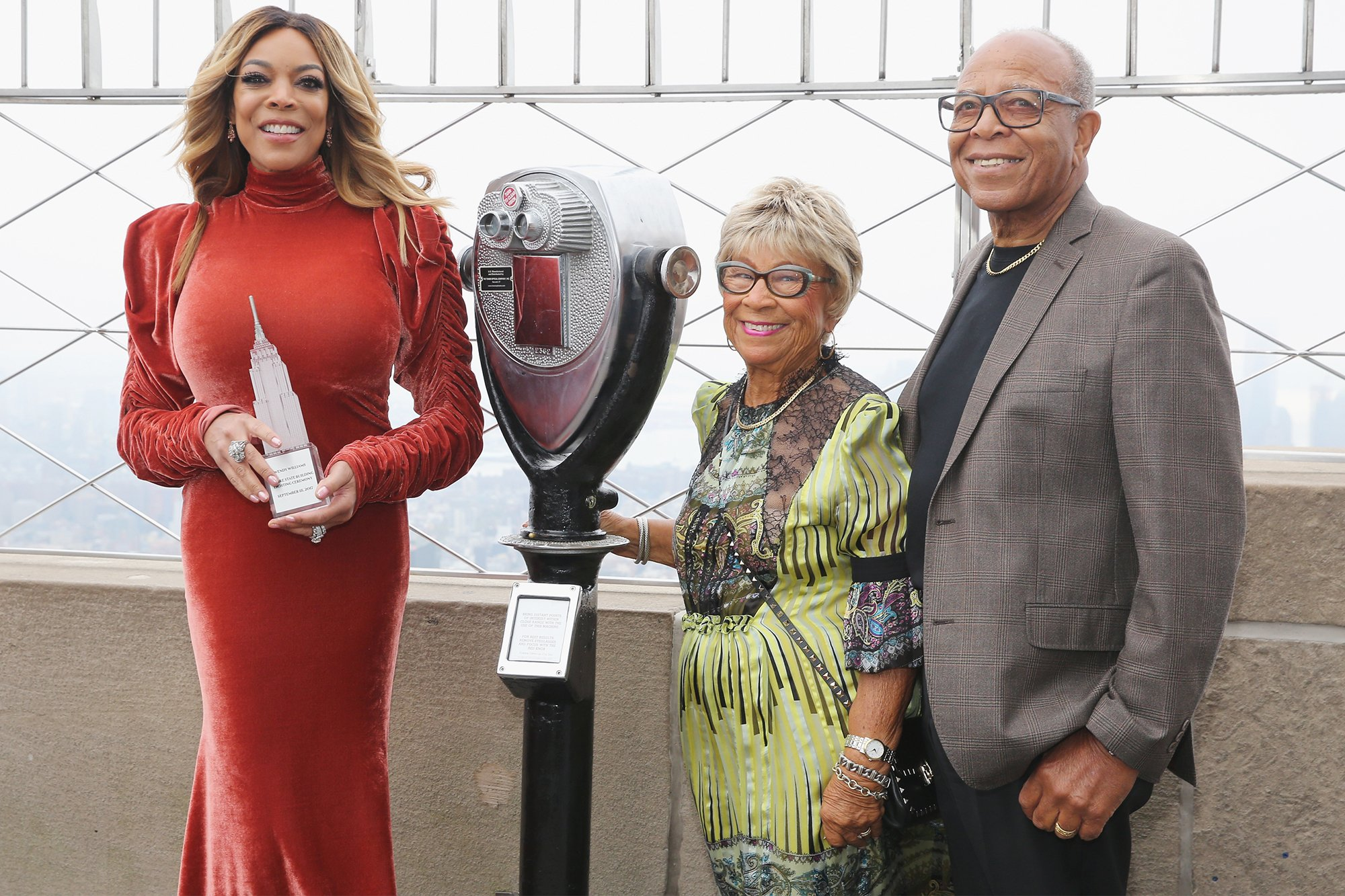 Wendy Williams Confirms Passing Of Mother But Says It Happened Many Weeks Ago