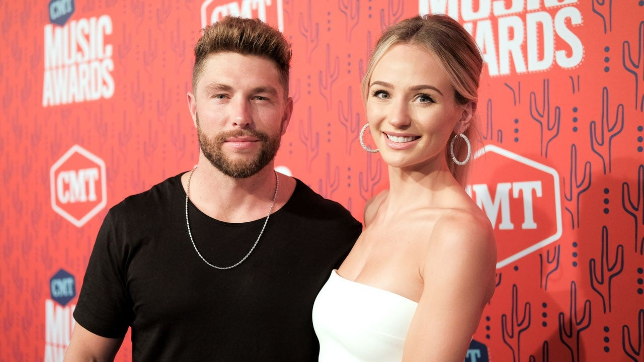 Chris Lane And Lauren Bushnell Announce They're Going To Be Parents – Check Out The Sonogram Vid!