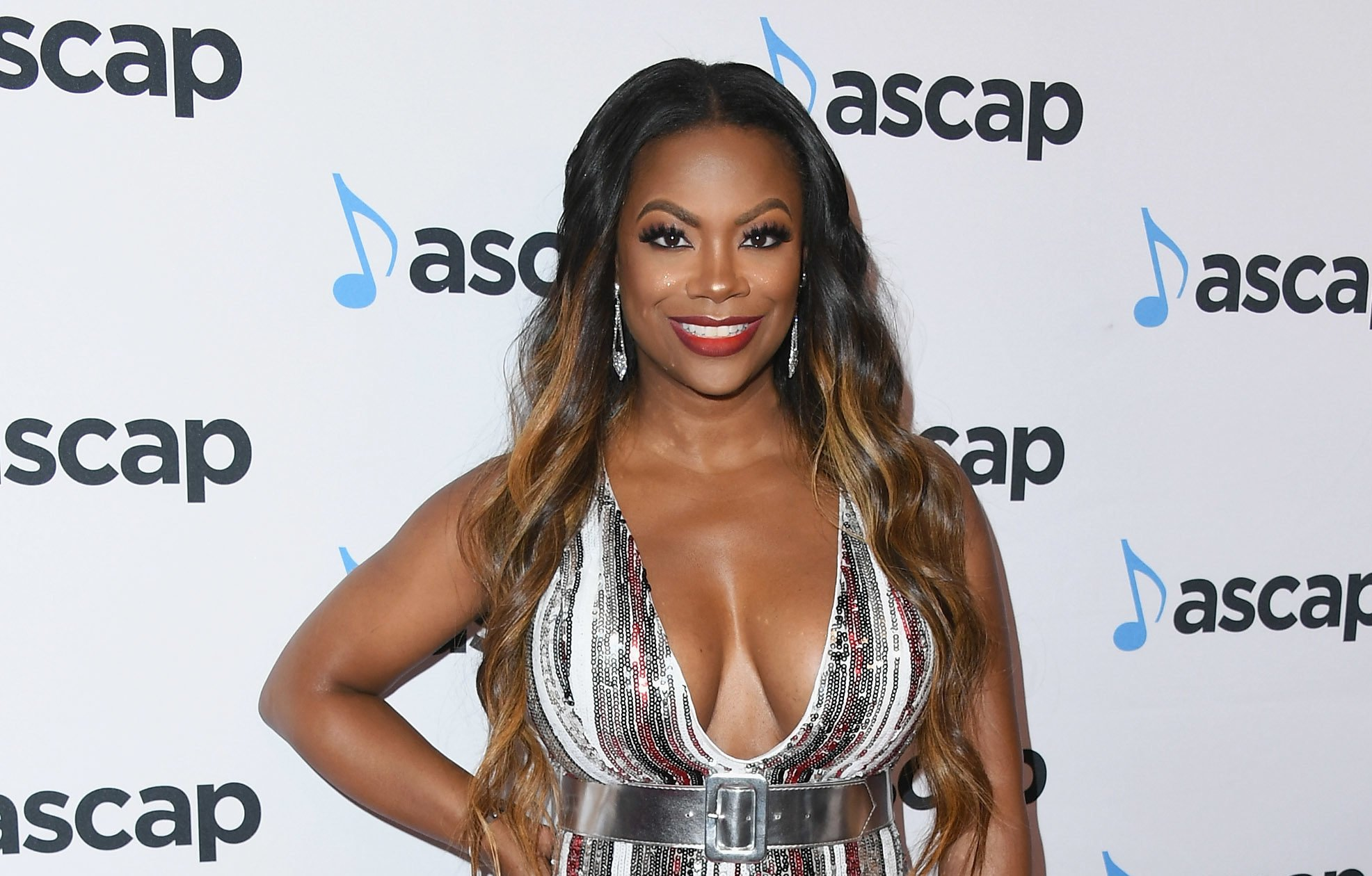 Kandi Burruss Flaunts Some Nice Hoodies From Her Boutique, And Fans Are In Awe