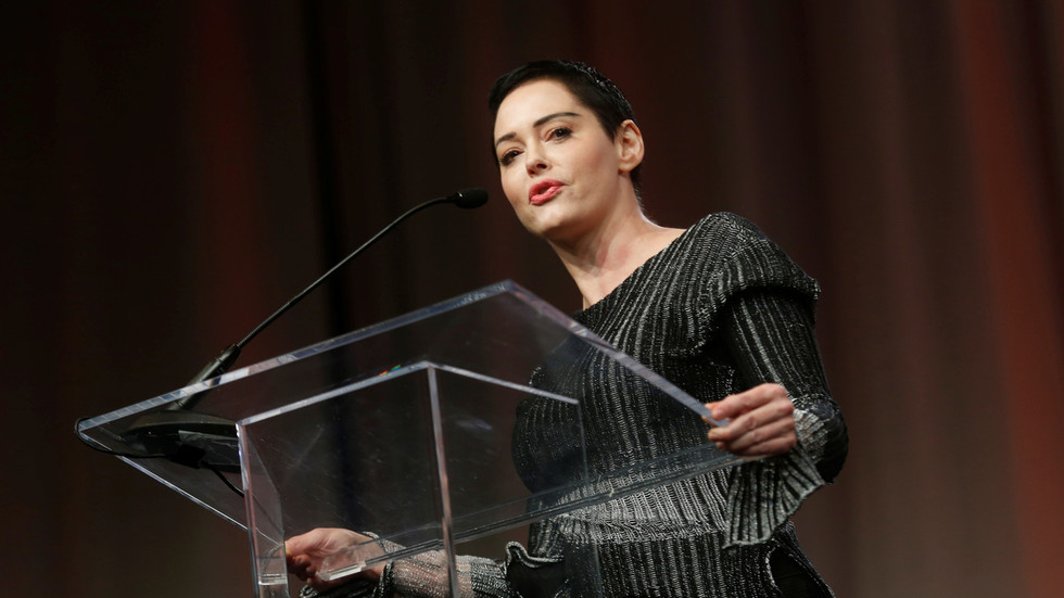 'He's right': Rose McGowan backs Matthew McConaughey's criticisms of 'condescending' Hollywood liberals
