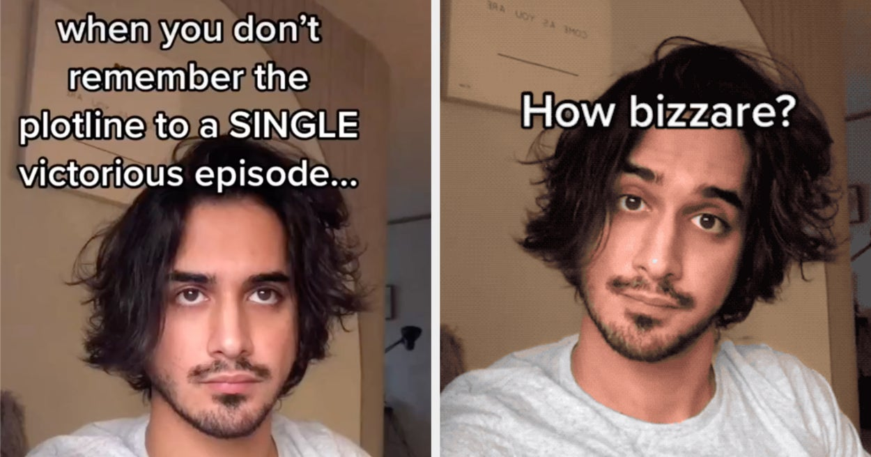 """Avan Jogia Doesn't Remember A Single Plotline To A """"Victorious"""" Episode, And I Have To Laugh"""