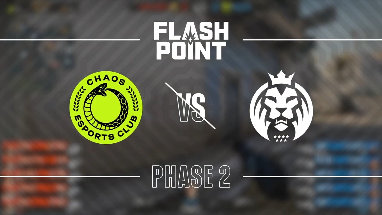 CS:GO – Multiple Staff Members Of Flashpoint Announced As Testing Positive For COVID-19